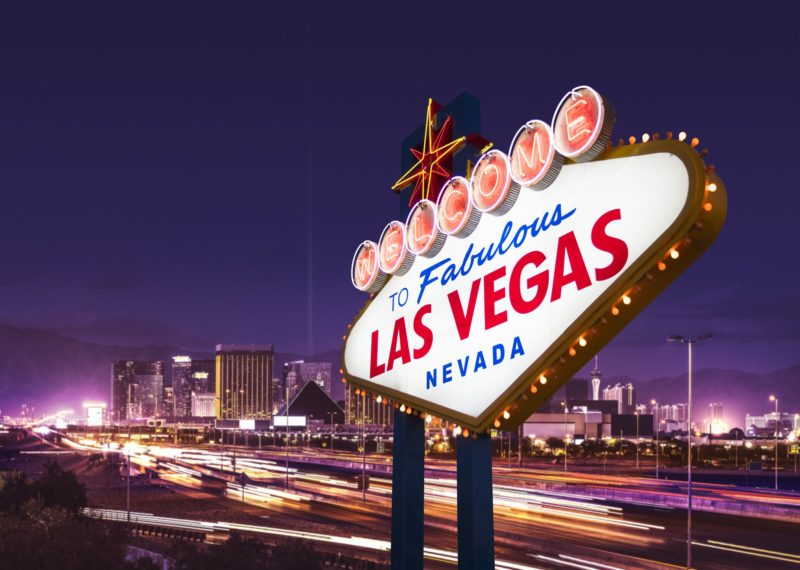 Vegas, here we come!