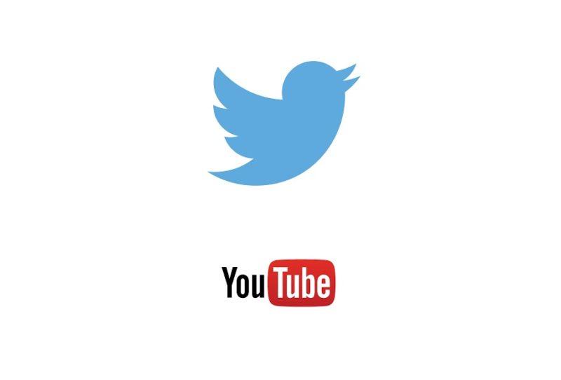 YouTube og Twitter velger FestivalChair