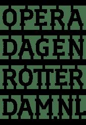 """Operadagen"" Rotterdam logo"